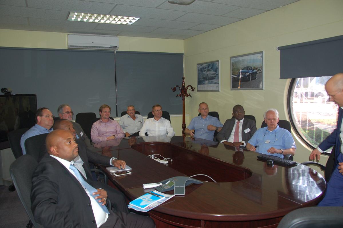 Business Delegation