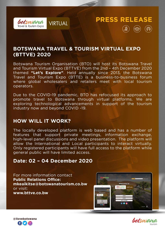 Botswana Virtual Tourism