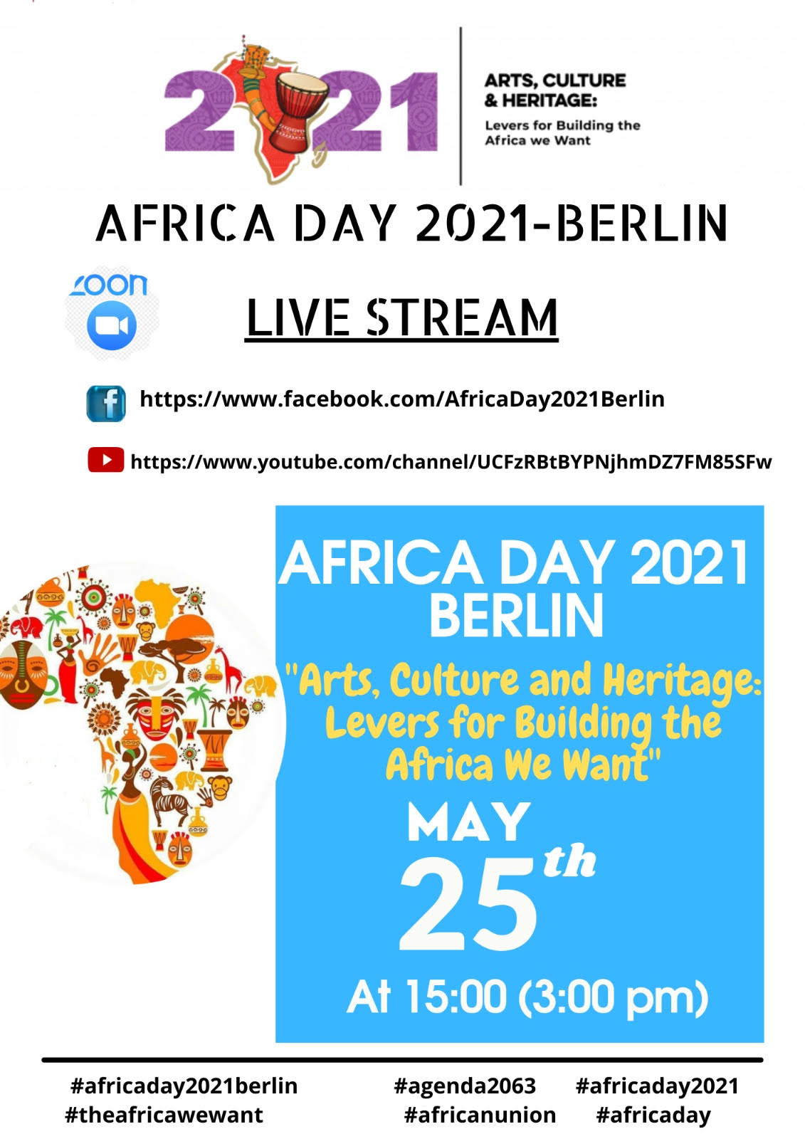 Africa Day link