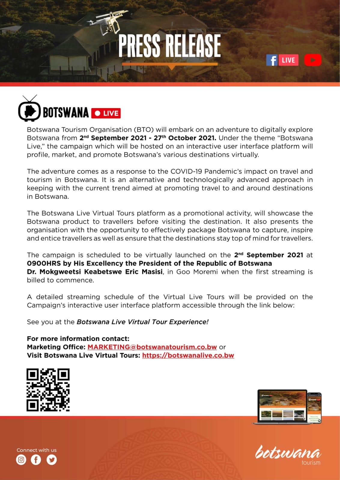 BTO Press Release